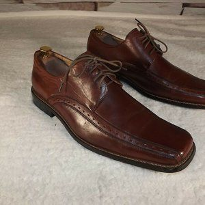 Stacy Adams Men's Dress Shoes Size 12 M Brown